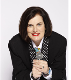 Paula Poundstone Comes to Paramount Theatre May 3