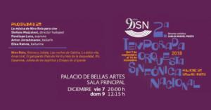 La Orquesta Sinfónica Nacional Hará Homenaje Al Compositor Italiano Nino Rota