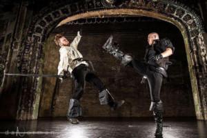 Theatre Coup D'Etat Presents FIGHT NIGHT
