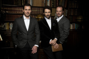 The Celtic Tenors Present THE IRISH SONGBOOK At The Marcus Center