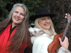 Brenda Lewis & Gayle Ackroyd's 6th Annual Christmas Harmonies Concert Returns to Guelph