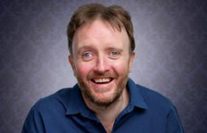Chris Mccausland Brings SPEAKY BLINDER To Wyvern Theatre & Arts Centre