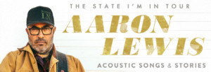 Aaron Lewis Comes to Majestic Theatre