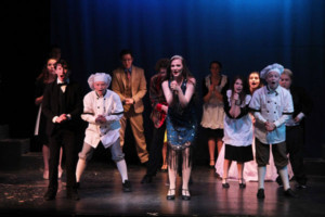 Registration Now Open For Spring Session Of Centenary Stage Company's Young Performers Workshop