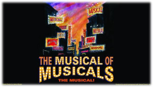 THE MUSICAL OF MUSICALS (THE MUSICAL!)Comes To Aronoff Center
