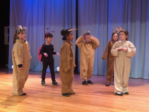 No Boundaries Youth Theater Stages THE VELVETEEN RABBIT