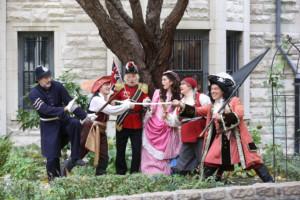 New York Gilbert & Sullivan Players Announce THE PIRATES OF PENZANCE Plus NYE Celebration