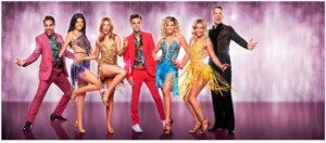 Full Celebrity Line Up Announced For STRICTLY COME DANCING Tour