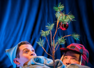 A CHARLIE BROWN CHRISTMAS Comes to the Secret Theatre