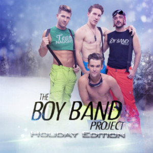 The Boy Band Project Debuts Their HOLIDAY BRUNCH At The Green Room 42
