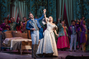 MET Opera's LA TRAVIATA Comes to Peterborough Players