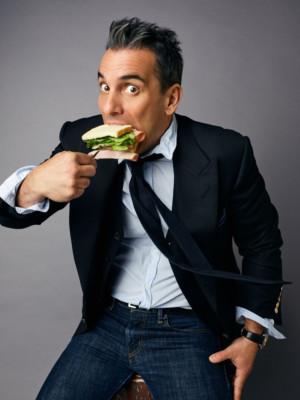 Comedian Of The Year Sebastian Maniscalco Headlines The Moore Theatre
