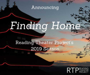 Reading Theater Project 2019 Season Announced