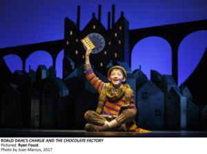 CHARLIE AND THE CHOCOLATE FACTORY Partners With Make-A-Wish Australia