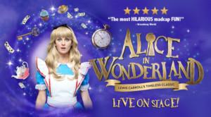 ALICE IN WONDERLAND Comes to Melbourne, Frankston, Ballarat and Bendigo in January 2019