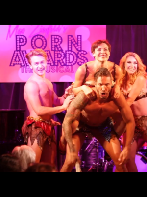 PORN AWARDS: THE MUSICAL Comes to Rockwell: Table & Stage
