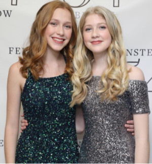Celebrate The Holidays With Young Girls, Clara Young And Violet Young