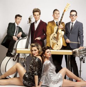 Lance Lipinksy & The Lovers Take Over M Resort Spa Casino For Timeless Throwback
