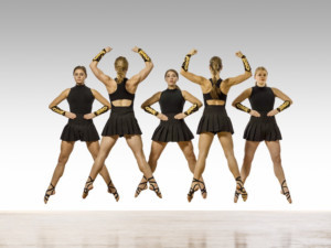 Chicago's Trinity Irish Dance Company Comes To The Auditorium 2/2
