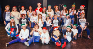 You'll Have A Holly Jolly Christmas With The Millbrook Playhouse Youth Ensemble!