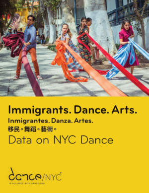 Dance/NYC Publishes Data On NYC Dance Research