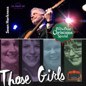 THE DORIS DEAR CHRISTMAS SPECIAL Announces Additional Guests