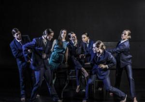 CUNY Dance Initiative And John Jay College Present The World Premiere Of HALF-HEARD