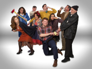 NOISES OFF Brings the Laughs to MCCC's Kelsey Theatre Jan. 11 Through 20
