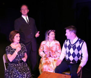 Rover Dramawerks Begins 19th Season With Romantic Comedy ANY WEDNESDAY