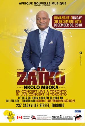 Afrique Nouvelle Musique Presents Zaiko Langa Langa