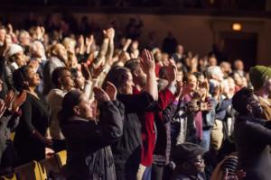 Auditorium Brings TOO HOT TO HANDEL: THE JAZZ-GOSPEL MESSIAH Beyond The Stage