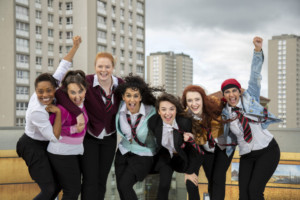 Glasgow Girls Will Make Their King's Debut