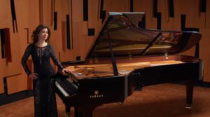 Pianist Inna Faliks Premieres Autobiographical Concert-Monologue