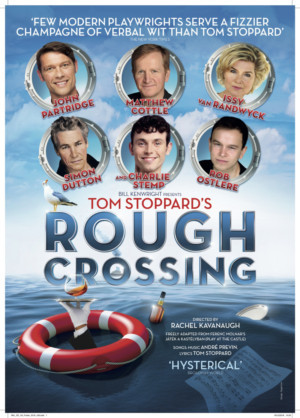 John Partridge And Charlie Stemp Will Lead The UK Tour Of ROUGH CROSSING