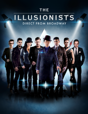 Sam Powers Joins THE ILLUSIONISTS Melbourne Season