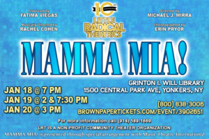 MAMMA MIA! Preview Performance At The Cross County Center This Sunday