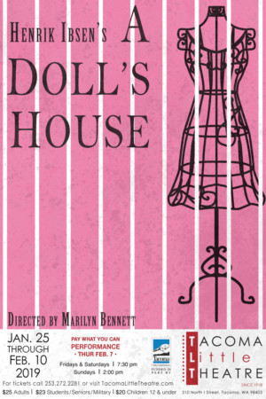 Tacoma Little Theatre Presents A DOLL'S HOUSE