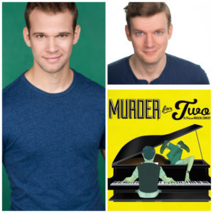 Casting Announced For MURDER FOR TWO At Playhouse On Park