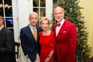 Ballet Palm Beach Celebrates Supporters And Dancers At Preview Party For Upcoming Dance Revealed Cocktail Fundraiser In Palm Beach