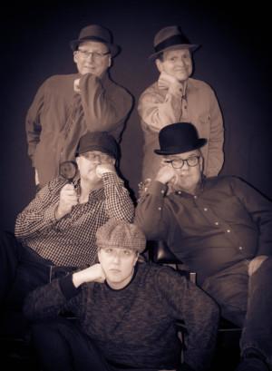 Cast Announced For BASKERVILLE KEN LUDWIG'S BASKERVILLE: A SHERLOCK HOLMES MYSTERY