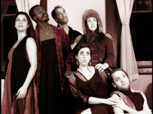 EgoPo Classic Theater Brings a South African Twist to THREE SISTERS, TWO