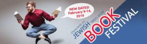 34th Annual Jewish Book Festival 2019 Set for February 9-14