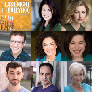 Stage Door Players Continue Season with THE LAST NIGHT OF BALLYHOO