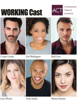 Act Of CT Announces All-Star Cast For Reimagined WORKING - A MUSICAL