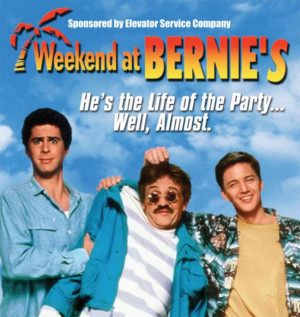 Warner Theater To Present Screening of WEEKEND AT BERNIE'S