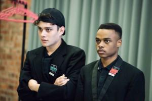 SAINTHOOD Interrogates All-Boys School Culture At The Baxter