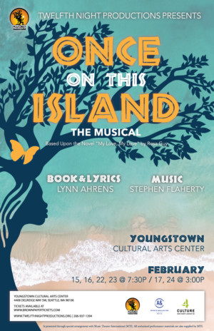 Twelfth Night Productions Presents ONCE ON THIS ISLAND THE MUSICAL