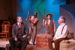 Parson's Nose Theater Presents THE SERVANT OF TWO MASTERS