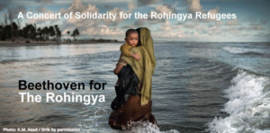 Music For Life International Presents BEETHOVEN FOR THE ROHINGYA At Carnegie Hall