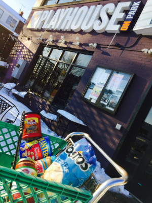 Join Playhouse On Park For The West Hartford Food Pantry!